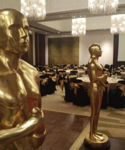Oscar Statue on Event