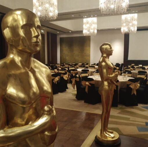 Oscar Statue on Event