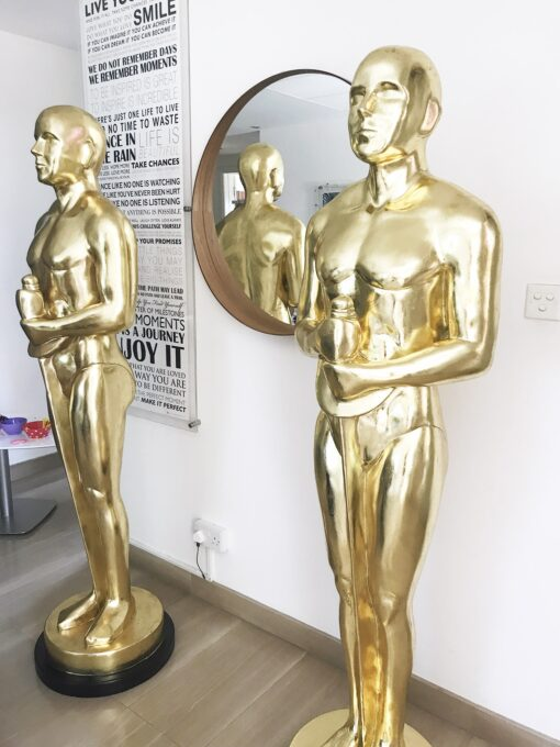 Oscar Statue Indoor Event