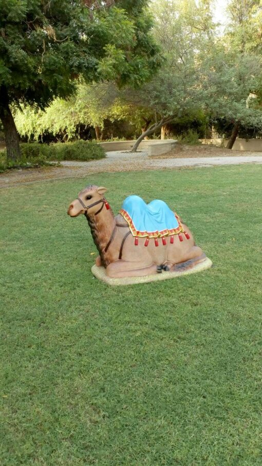 Arabian Nights Sitting Camel Props Event