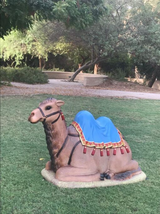 Arabian Nights Sitting Camel
