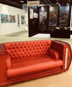 Best Of British Telephone Booth Sofa Props Wide Angle