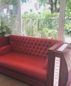 Best Of British Telephone Booth Sofa Props