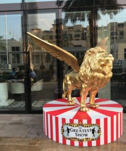 Hollywood Lionwings Golden Circus Props Event