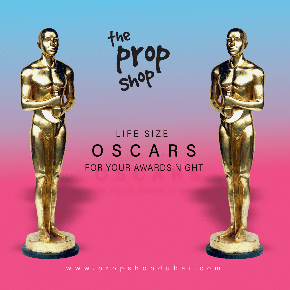 , 5 Ways to Throw the Perfect Oscar Awards Night, The Prop Shop, The Prop Shop