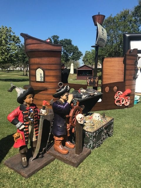 , Pirate Themed Props for your next Event, The Prop Shop, The Prop Shop