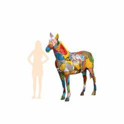 Lifesize_Painted_Horse